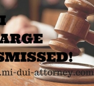 DUI Charge Dismissed – People v Ferndale Client